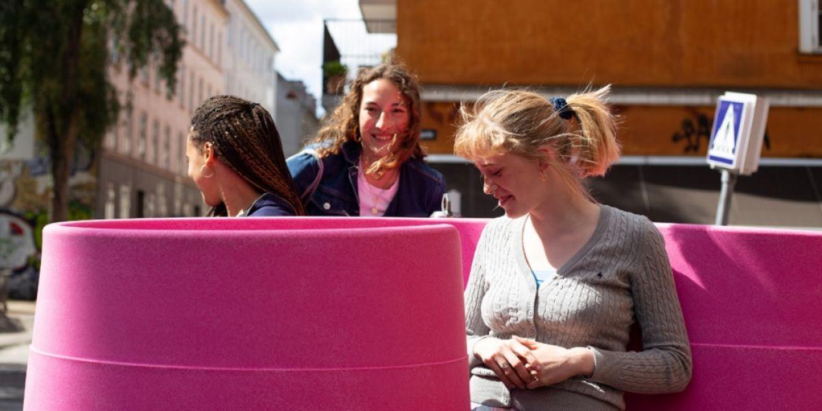 Urinario para mujeres 'Lapee'
