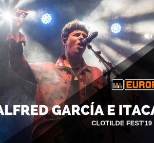Alfred García e Itaca Band en el Clotilde Fest