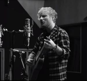 Ed Sheeran y Yebba