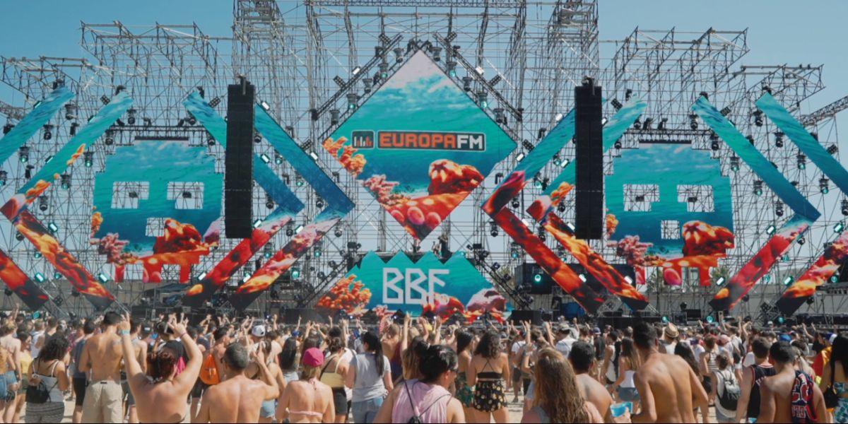 Barcelona Beach Festival 2018