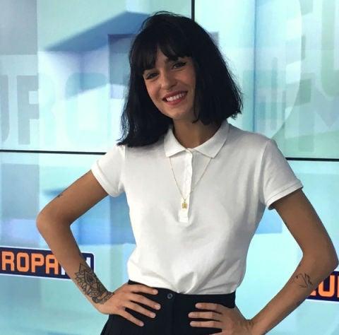 Entrevista a Natalia Lacunza en Europa FM