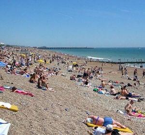 Playa de Brighton