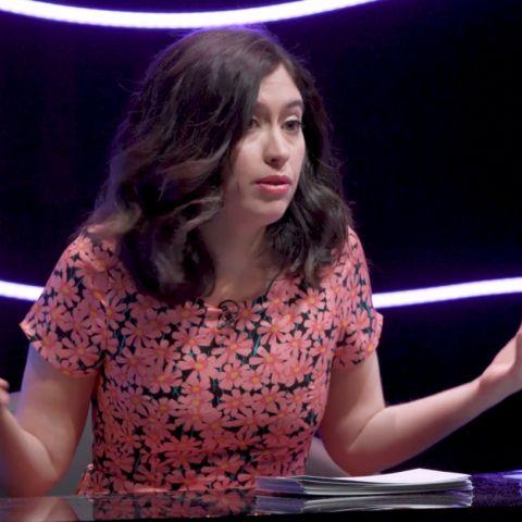 Pilar de Francisco y el 'Club de los Siete' en 'Problemas Del Primer Mundo'