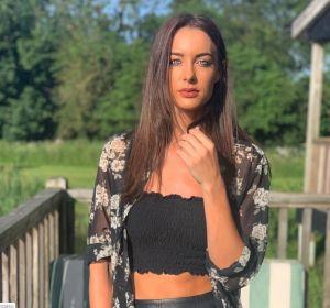 La youtuber Emily Hartridge