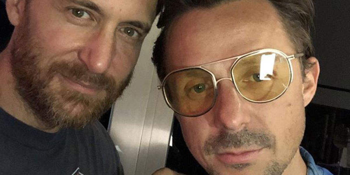 David Guetta y Martin Solveig