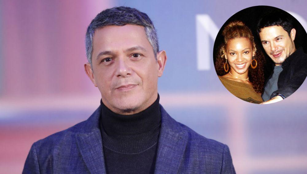 Alejandro Sanz y Beyoncé