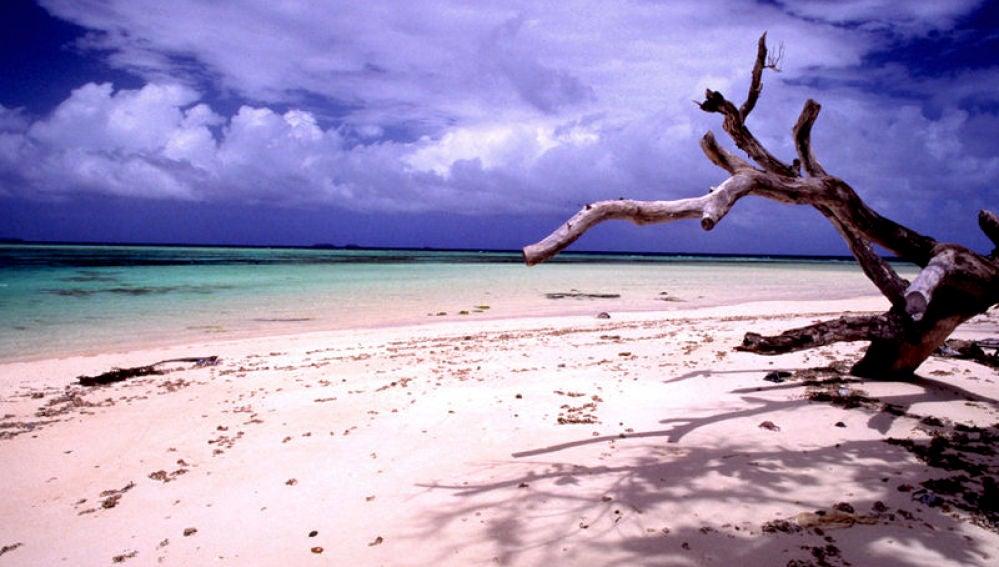 Laura beach, the Marshall Islands