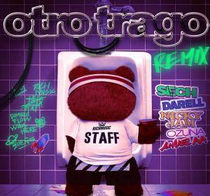 Sech se une a Darell, Nicky Jam, Ozuna y Anuel AA en el remix de 'Otro Trago'