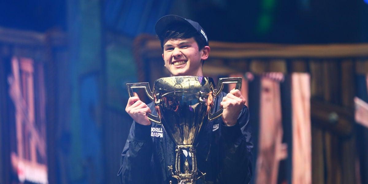 Kyle 'Bugha' Giersdorf, campeón del mundo de Fortnite