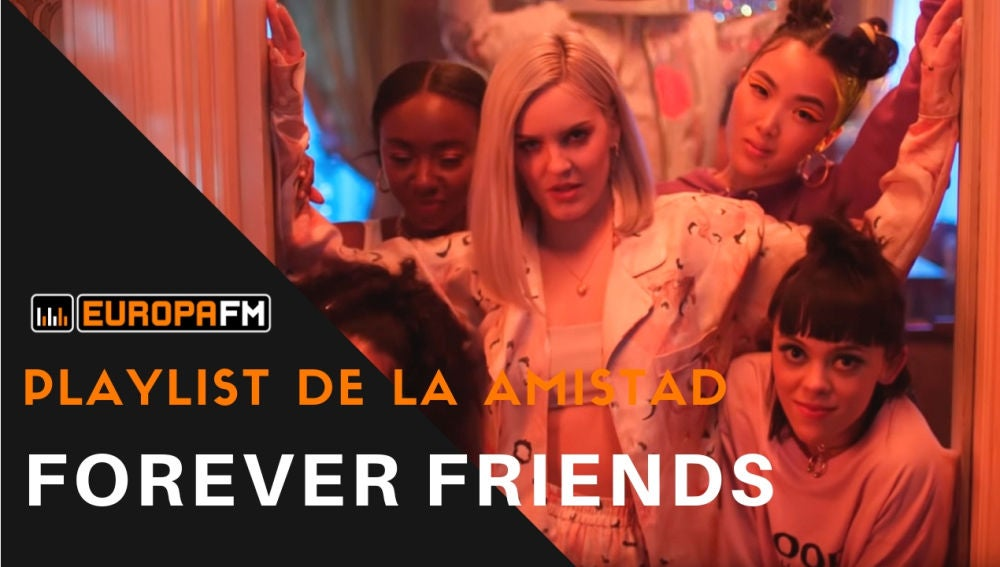 Playlist de la amistad - Europa FM
