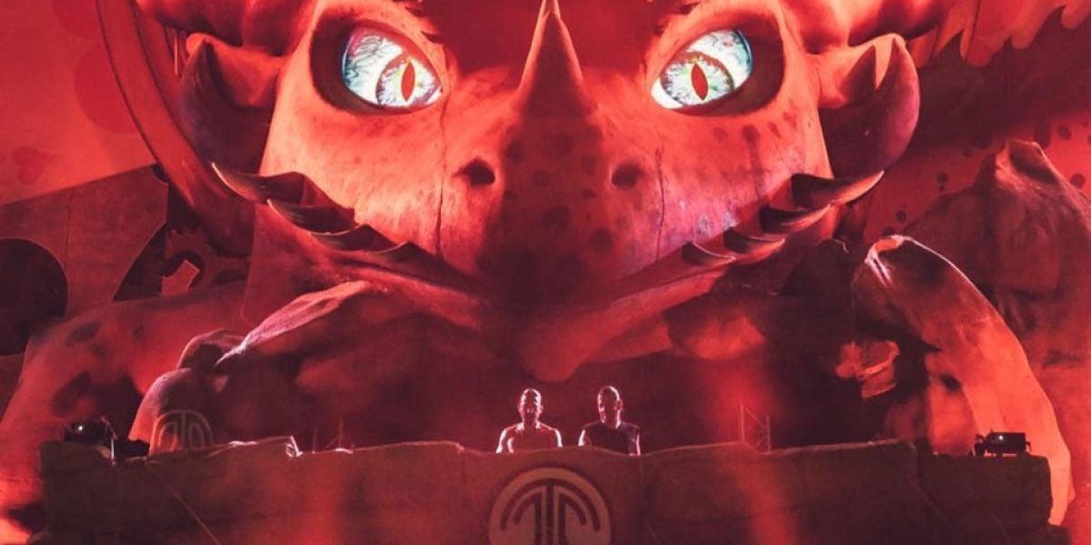 Dimitri Vegas y Like Mike en el Medusa Festival 2019