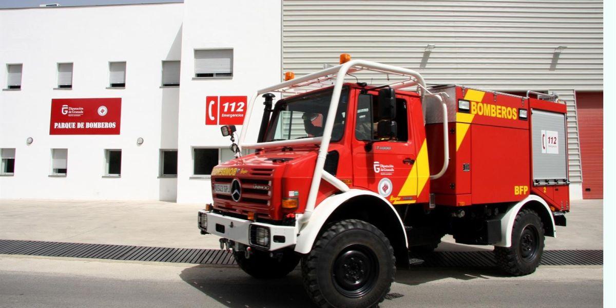 Parque de bomberos Granada