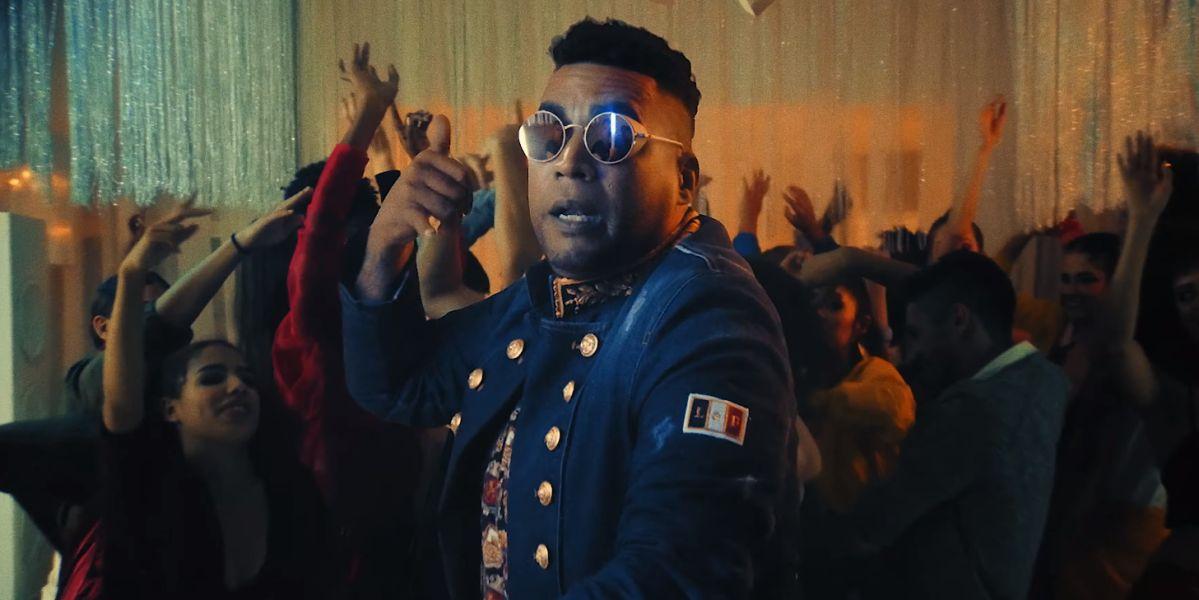 Don Omar en el vídeo de 'Vacilón'