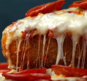 La pizzadilla de Twisted que ha desatado la polémica
