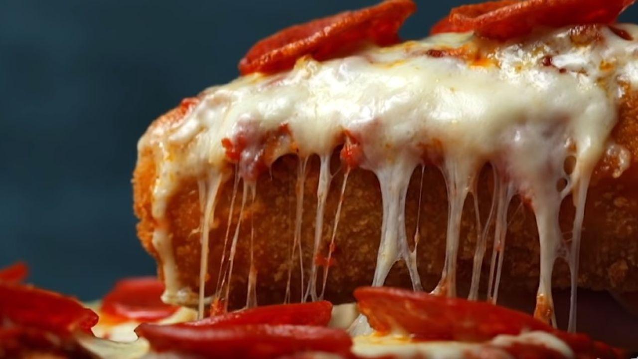 ¿Está Buena La Pizza De Quesadillas Rebozadas Que Se Ha