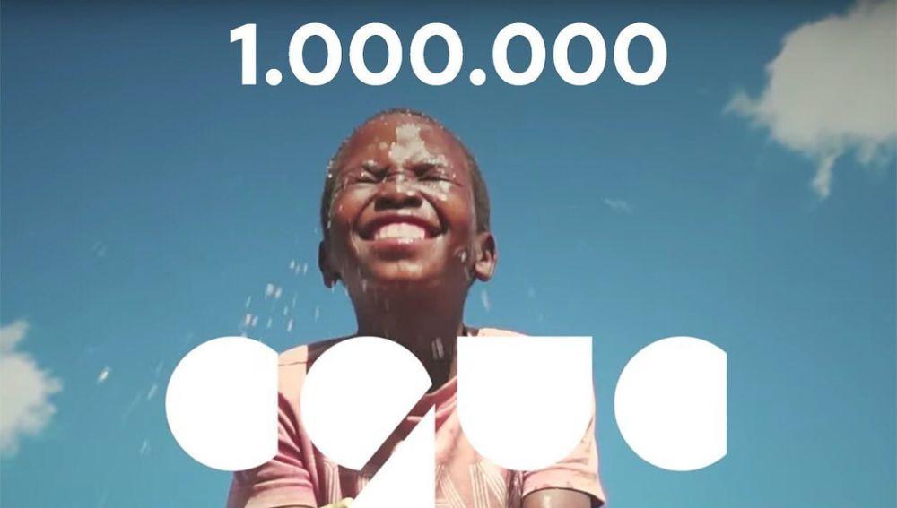 El proyecto solidario 'Agua' de Elefantes, logra el millón de reproducciones