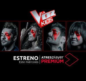 La Voz Kids (Sección) - Estreno este miércoles