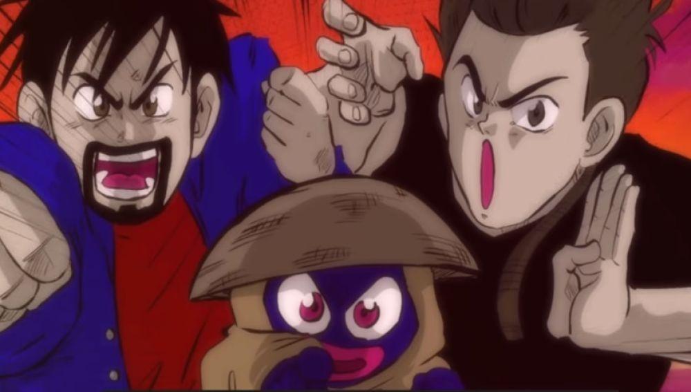 Estopa se convierten en anime en el vídeo de 'Yo no estoy loco'
