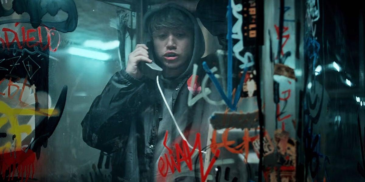 Paulo Londra en el vídeo de 'No Puedo'