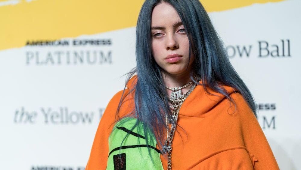 Billie Eilish, icono de moda y muy celosa de su intimidad