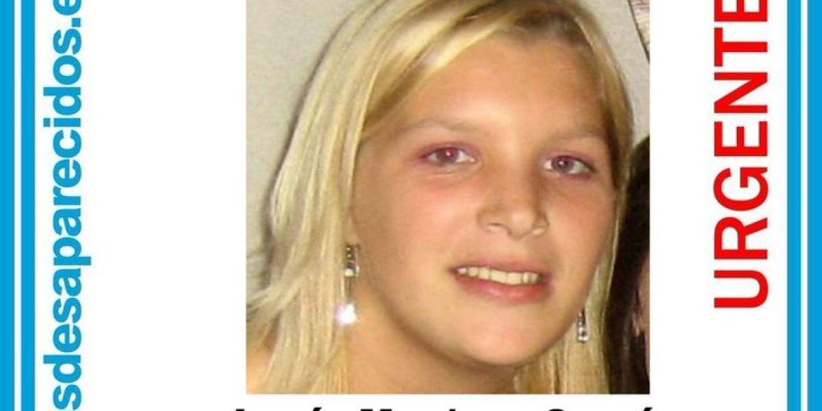 Lucía Montero, desaparecida en Monforte de Lemos