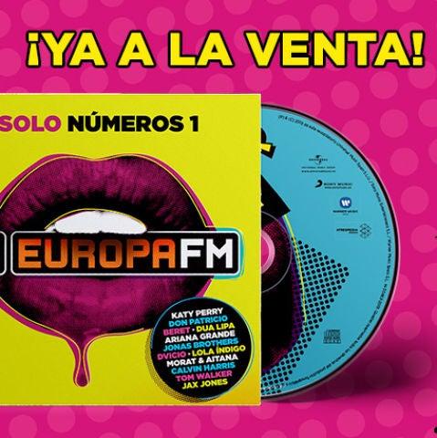 Disco Europa FM, ¡ya a la venta!