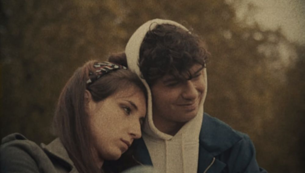 Alfred García en el vídeo de 'Londres'