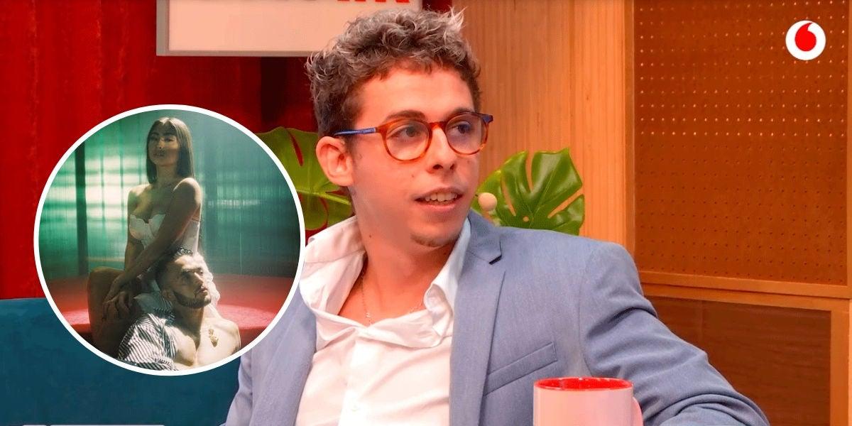 """Ventura analiza la letra de """"No te debí besar"""""""