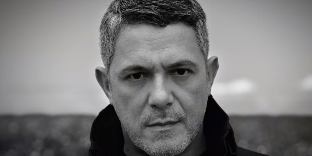 Alejandro Sanz en el videoclip 'El Trato'