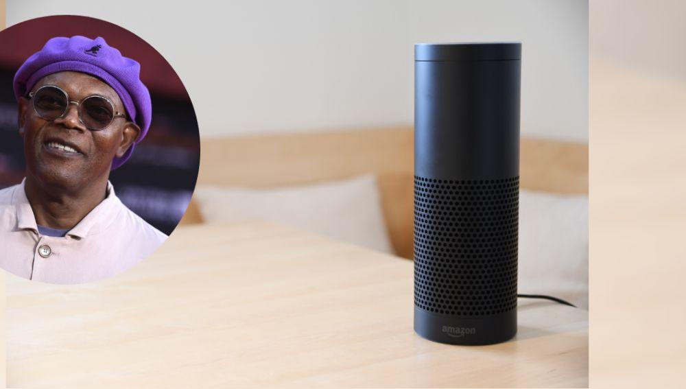 Alexa podrá sonar con la voz de Samuel L. Jackson
