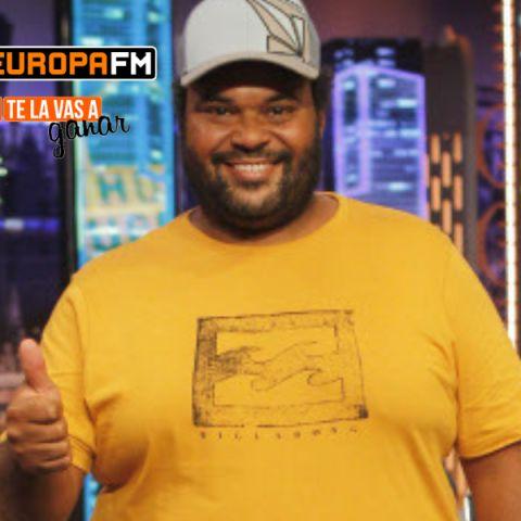 Carlos Jean en 'Te La Vas A Ganar Weekend'