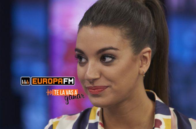 Ana Guerra en 'Te La Vas A Ganar Weekend'