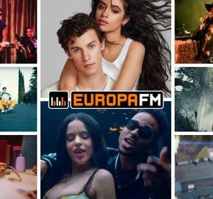 Lista de éxitos de Europa FM