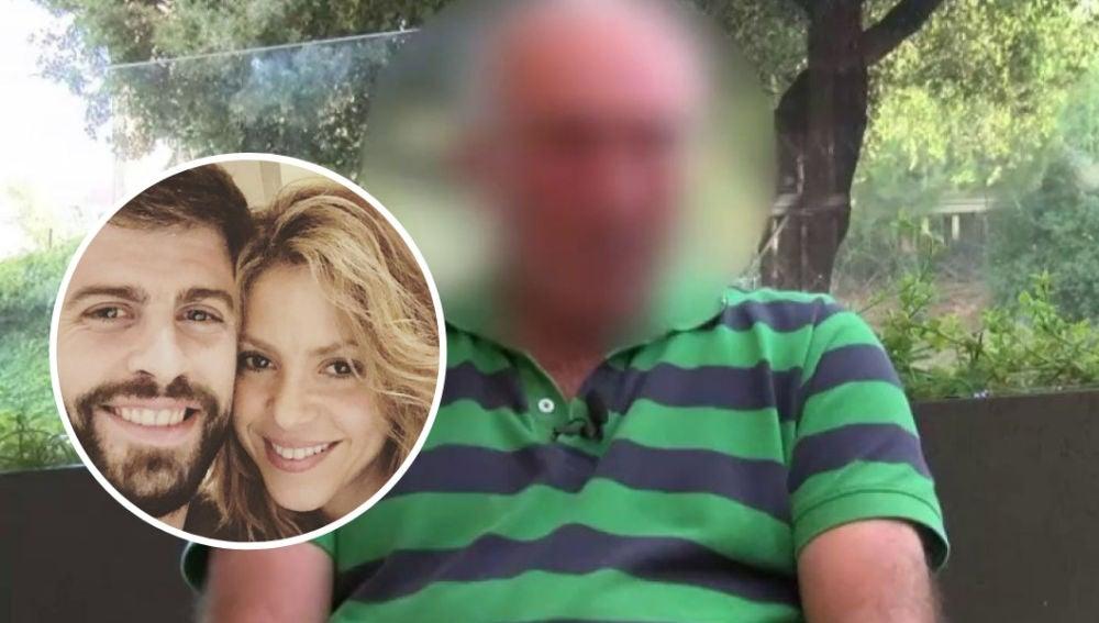 El ladrón que entró en la casa de Shakira y Piqué