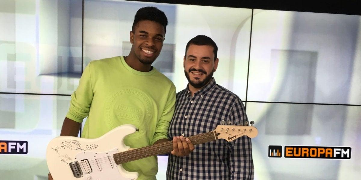 Famous con Juanma Romero en Europa FM
