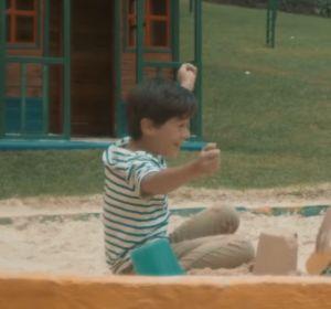 Imagen del videoclip de 'Dime' de Antonio José
