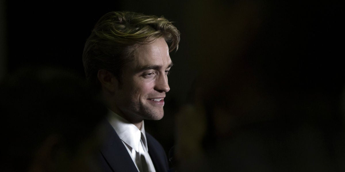 Robert Pattinson en la presentación de la película 'The Lighthouse'