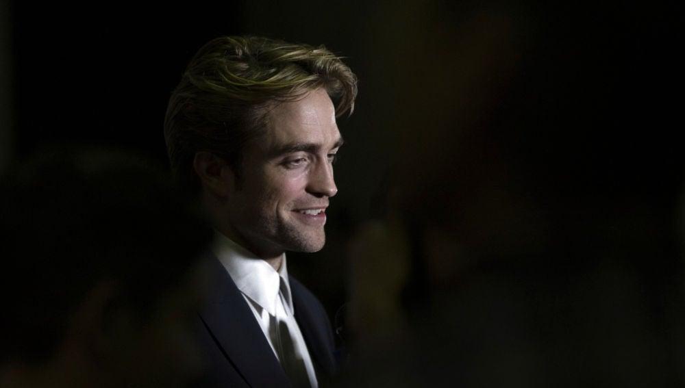 Robert Pattinson en la presentación de la película 'The Lighthouse'