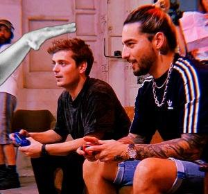 Martin Garrix juega al FIFA 19 con Maluma