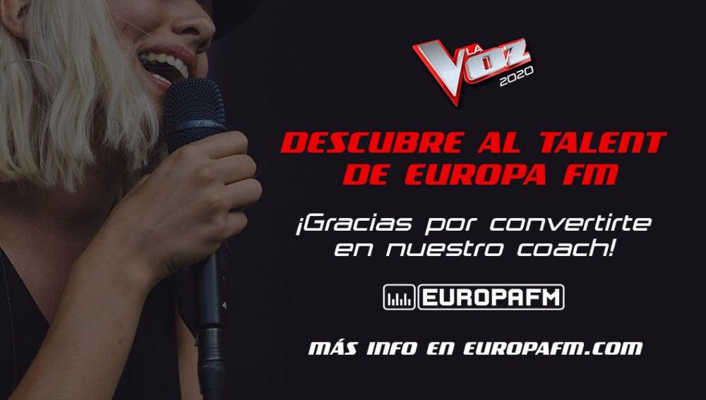 Ya conocemos al talent que participará en las audiciones a ciegas de La Voz 2020
