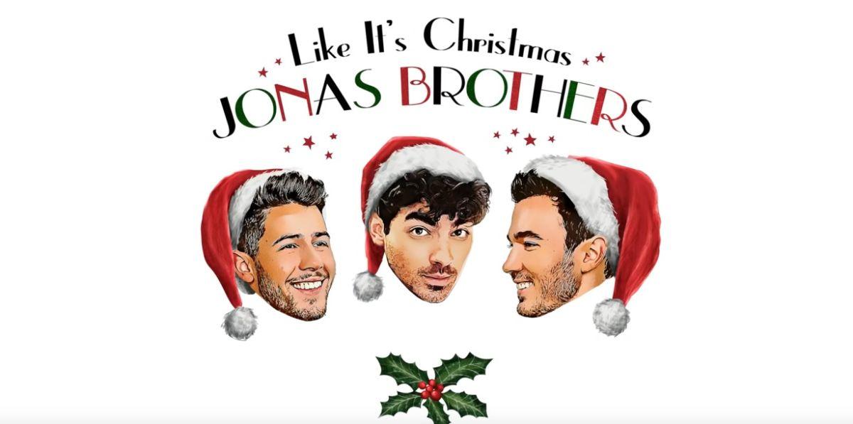 El villancico de los Jonas Brothers