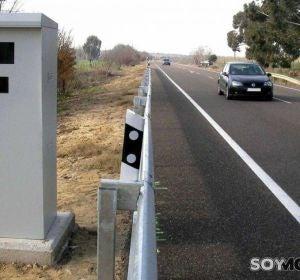 Radares cada kilometro