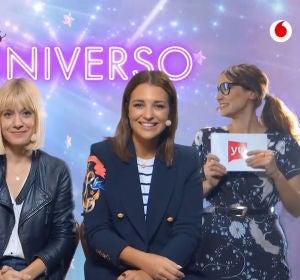 Paula Echevarría y Alexandra Jiménez en 'yu, no te pierdas nada'