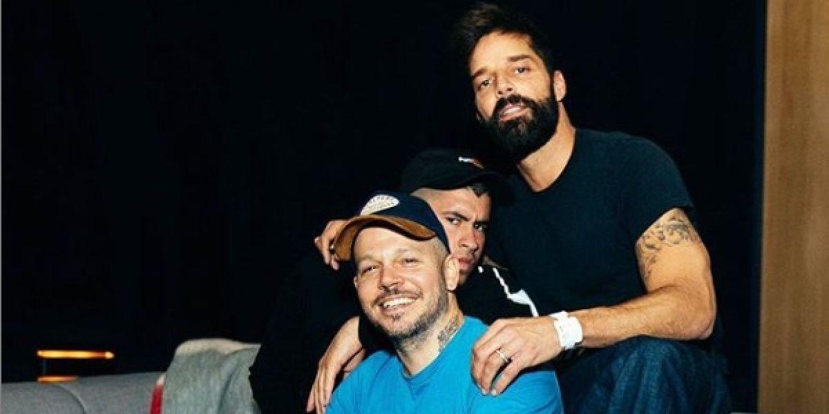 Residente, Bad Bunny y Ricky Martin