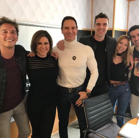 Entrevista a Tamara en Levántate y Cárdenas