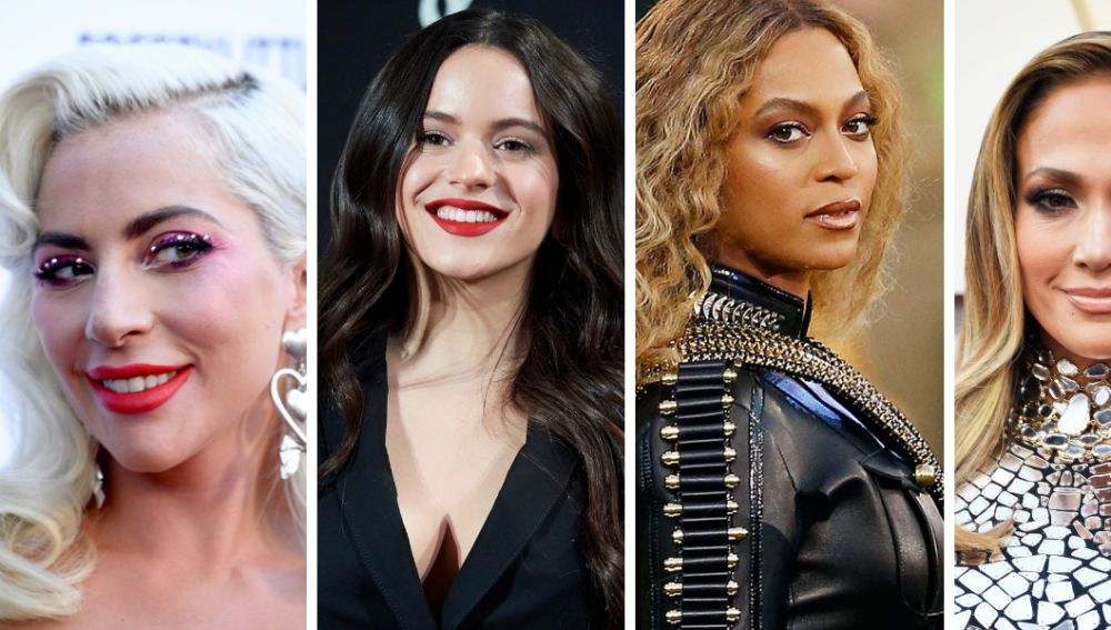 Lady Gaga, Rosalía, Beyoncé y JLo, denuncian la violencia de género con su música