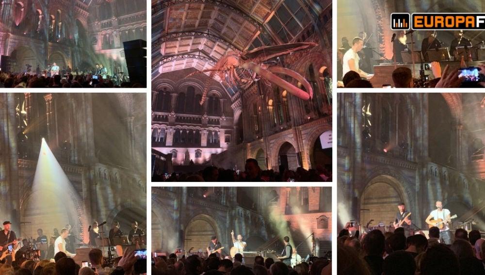 Coldplay, concierto en Londres
