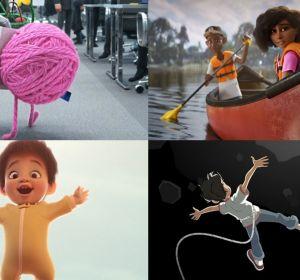 Los nuevos cortos de Disney Pixar