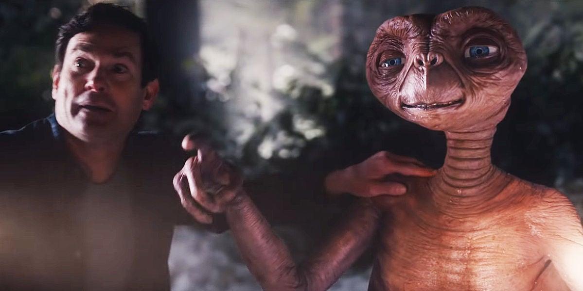 Elliot y E.T. se reencuentran por Navidad 37 años después
