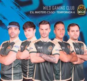 Wild Gaming, finalistas de la ESL MASTERS CS:GO 2019